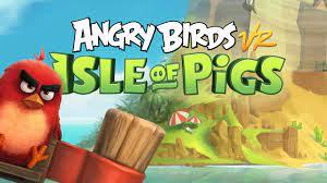 Angry Birds VR: Isle of Pigs Test - Ein Sau-gutes VR-Spiel