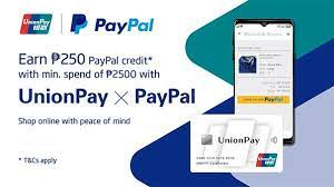 Metrobank is one of the biggest commercial banks in the philippines that offer different types of credit. Philippines Earn 250 Paypal Credit When You Shop With Unionpay Card Get Fresh Shopping Promo Codes And Travel News Everyday