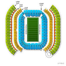 Titans Stadium Seating Chart Tennessee Titans Vs New Orleans Saints Tickets 12 22 2019