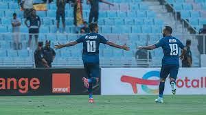 فيديو: شاهد ملخص مباراة الأهلي ومصر المقاصة في الدوري المصري 2021