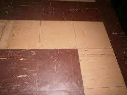 how to properly remove asbestos floor tile floor matttroy covering asbestos tile with carpet