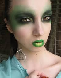 green lipstick best akeups green lipstickgreen eyes makeupfrog makeuppoison ivy