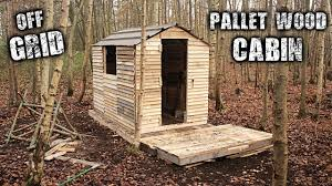 Pallet Cabin Designs 10 Pallet House Diy Plans Cut The Wood