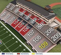 Liberty Football Seating Chart Spider Football Gameday Central Liberty University Of