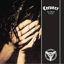 "<b>Coroner</b> - ""<b>No More</b> Color"" 