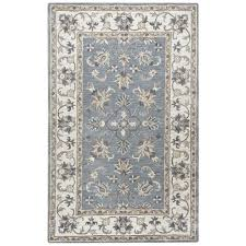 this review is from valintino grey border hand tufted wool 9 ft x 12 ft area rug