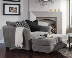 gray oversized chair.  Gray Brighton Oversized Chair In  Throughout Gray A