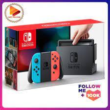 Máy game Nintendo switch likenew joycon neon/grey chính hãng 100% giá cạnh  tranh