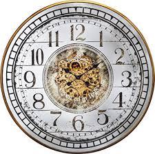a b home wall clock com