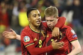 Rote Teufel heute nicht in Bestbesetzung: De Bruyne und Courtois fehlen,  Eden Hazard nur auf der Bank? - Ostbelgien Direkt