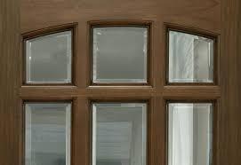 solid single mahogany wood glass interior door walnut doors