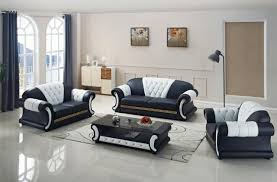 modern 1 furniture. Sofa Set Living Room Furniture With Genuine Leather 3 Pcs In Within Modern Design 1
