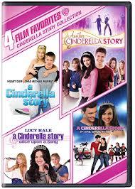 4 Film Favorites:Cinderella St DVD-AUDIO DVD-AUDIO: Amazon.de: Movie, Film:  DVD & Blu-ray
