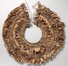 tutankhamun s funeral essay heilbrunn timeline of art history   floral collar from tutankhamuns embalming cache