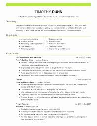 Resume Template Free Download Best Of 2 Page Resume Templates Free