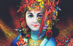 Ultra Hd Krishna 3d Wallpaper