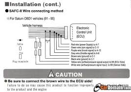 safc ii wiring diagram ka24de schematics and wiring diagrams piggyback heaven how to install safc neo in a ka s14
