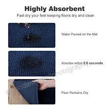 klickpick designs bath mats super soft bath mat chenille bath rugs microfiber gy bathroom mat non