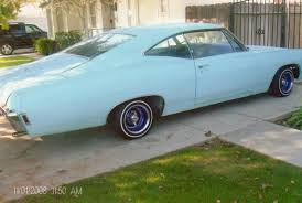 ANY 67 OR 68 IMPALA'S OUT THERE