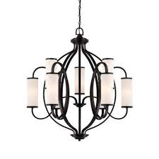 bellemeade 9 light artisan interior incandescent chandelier