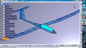 Catia Aircraft Design Tutorial Pdf Catia V5 Tutorials Drafting Catia V5 To Pdf Youtube