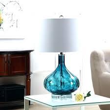 teal lamp base turquoise lamp base full image for turquoise glass table lamp turquoise le glass teal lamp base