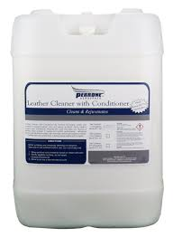 leather cleaner with conditioner