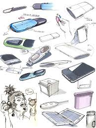 industrial design sketches. Industrial Design Sketches