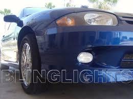 Cavalier Fog Lights 2003 2004 2005 Chevrolet Cavalier Fog Lamps Driving Lights Chevy