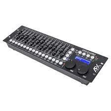 DMX512-PRO : DMX Controller AFX Light - SonoVente.com - en