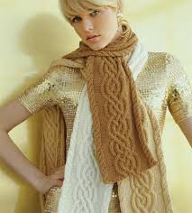 Cable Knit Scarf Pattern Impressive 48 Beginner Cable Knit Scarf Patterns