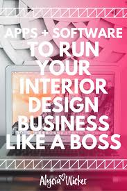 Interior Design Business Software Pinterest