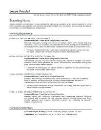 Rn Objective Resume Registered Nurse Objective For Resume Nursing