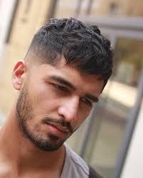 Textured Crop High Fade Mens Haircut French Crop Haircuts