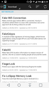 Is What The Framework Xposed
