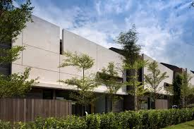 Gallery of Green Collection / RT+Q Architects - 1. Residential Architecture Modern ArchitectureTropical HousesFacade DesignTown ...