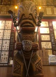 Tahiti Felix 70th Anniversary Tiki Mug | Tahiti Gil's South Seas Trading Co.