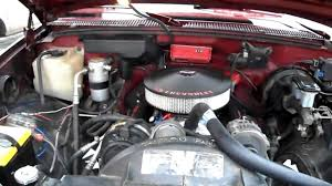 Chevrolet Silverado 1992 350 - YouTube