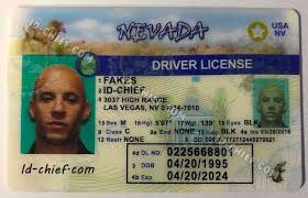 Cards Nevada Fake Id-chief Id Best Maker