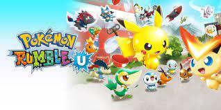 Pokémon Rumble U   Wii U Download-Software   Spiele