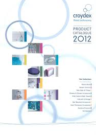 A Catalogue Of Innovation And Design The Croydex 2012 Product