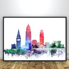wall arts cleveland wall art poster watercolor watercolor poster wall art cleveland browns canvas wall on cleveland browns canvas wall art with wall arts cleveland wall art king poster cavaliers wall art print