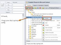 create email template outlook create email templates in outlook 2016 2013 for new messages replies