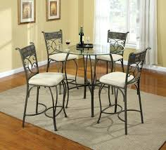 round glass kitchen table and chairs shocking black round dining table and chairs of dark brown round glass kitchen table and chairs