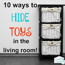 furniture toy storage. Hide Toys In The Living Room Furniture Toy Storage