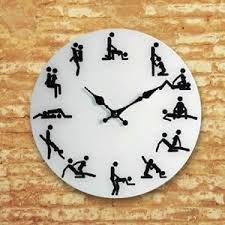 Elegant Image Is Loading Kamasutra Bedroom Wall Clock Art Decor Love Erotic