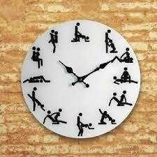 Elegant Image Is Loading Kamasutra Bedroom Wall Clock Art Decor Love Erotic