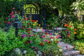 color garden. Secret Garden Color