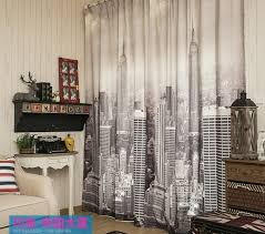 Bedroom Paris Curtains For