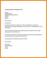 good letter of resignation relocation resignation letter sample hvac cover letter sample